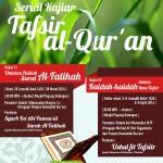Serial Kajian Tafsir Al Qur'an