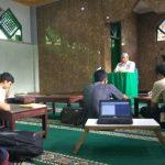 Daurah hari 1 Masjid Al Ashri, Pogung Rejo