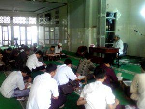 Daurah hari 2 Masjid Pogung Dalangan